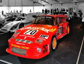 Porsche 935/77A 3.0L Turbo Flat-6,  unter Dick Barbour Racing 2.