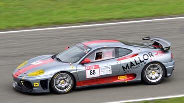 #88 Schuhmacher Josef, DE im Ferrari 360 Challenge ,Rennen 12: FCD RacingSeries, am Samstag 10.8.19 beim 47.