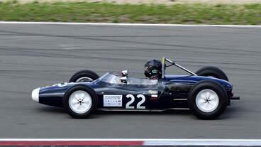 Lotus 18/21 Fahrer:Horsman Peter, GB, Rennen 6: Gentle Drivers Trophy, Historic Grand Prix Cars bis 1965, am Samstag 10.8.19 beim 47.