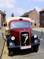 Opel Blitz 1,5 Tonner (1930 - 1954), 20.04.2021 in Geronsweiler