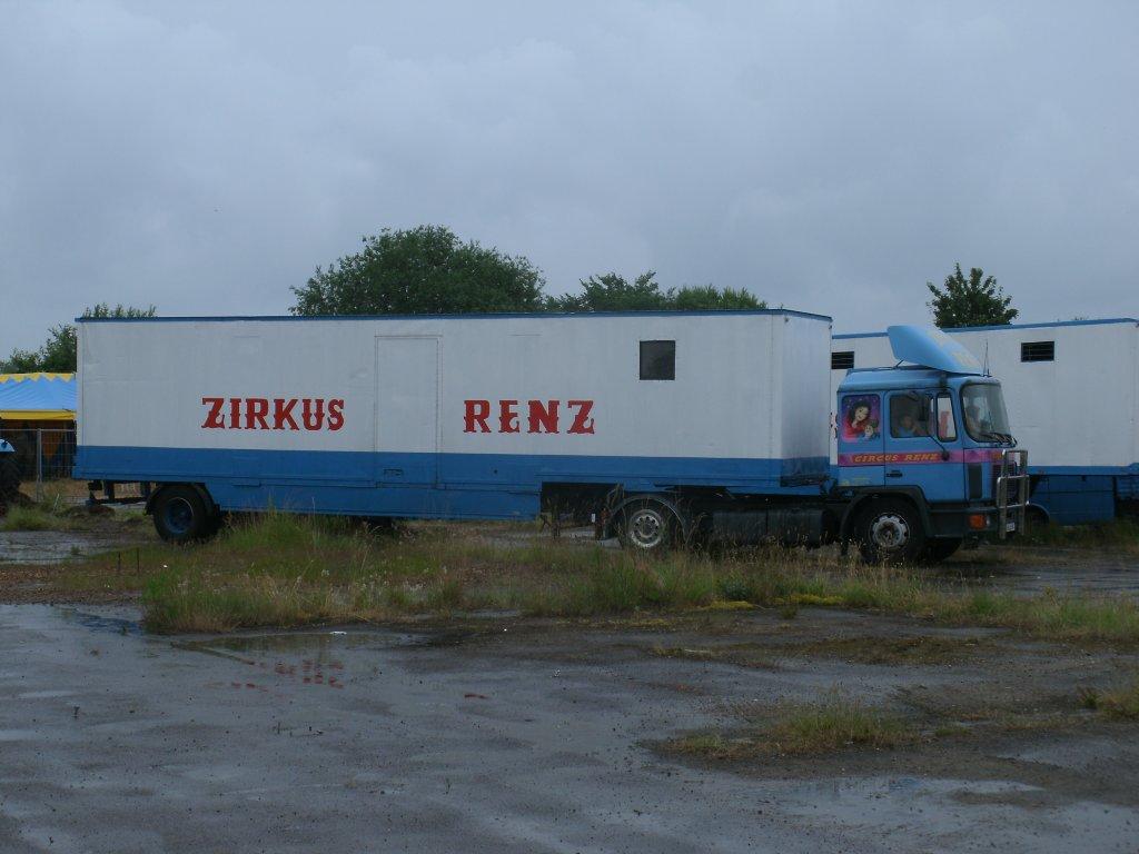 Zirkus Renz Preise