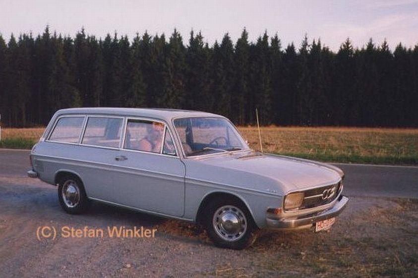 Audi 60 Variant Baujahr 1970. Ein Fahrzeug von audi ...