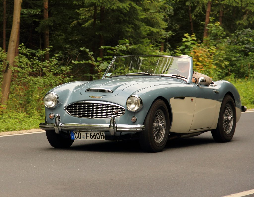 austin healey pictures posters news and videos on your pursuit hobbies interests and worries. Black Bedroom Furniture Sets. Home Design Ideas