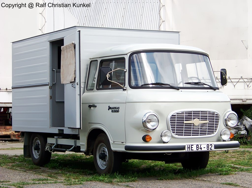 barkas b1000 gtw gefangenentransportwagen volkspolizei. Black Bedroom Furniture Sets. Home Design Ideas