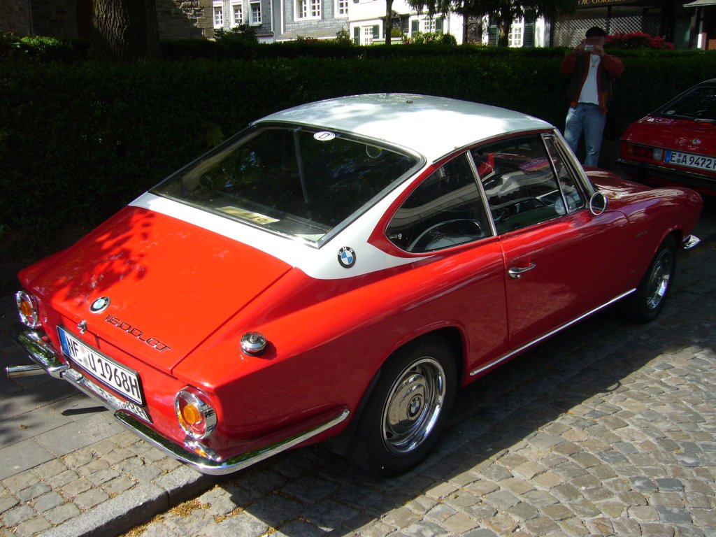 Bmw 1600 Gt Gebaut Von 1967 1968 Dieses Auto War