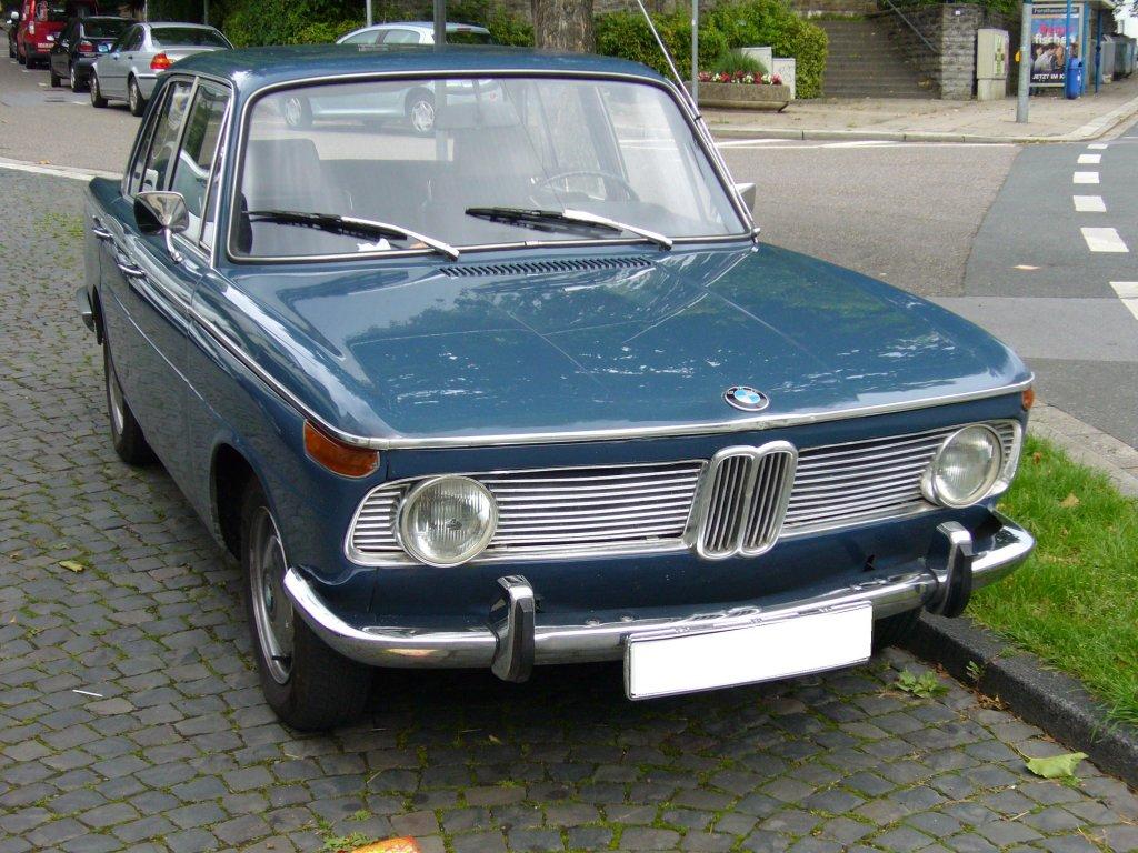BMW 1800. 1963 - 1968.
