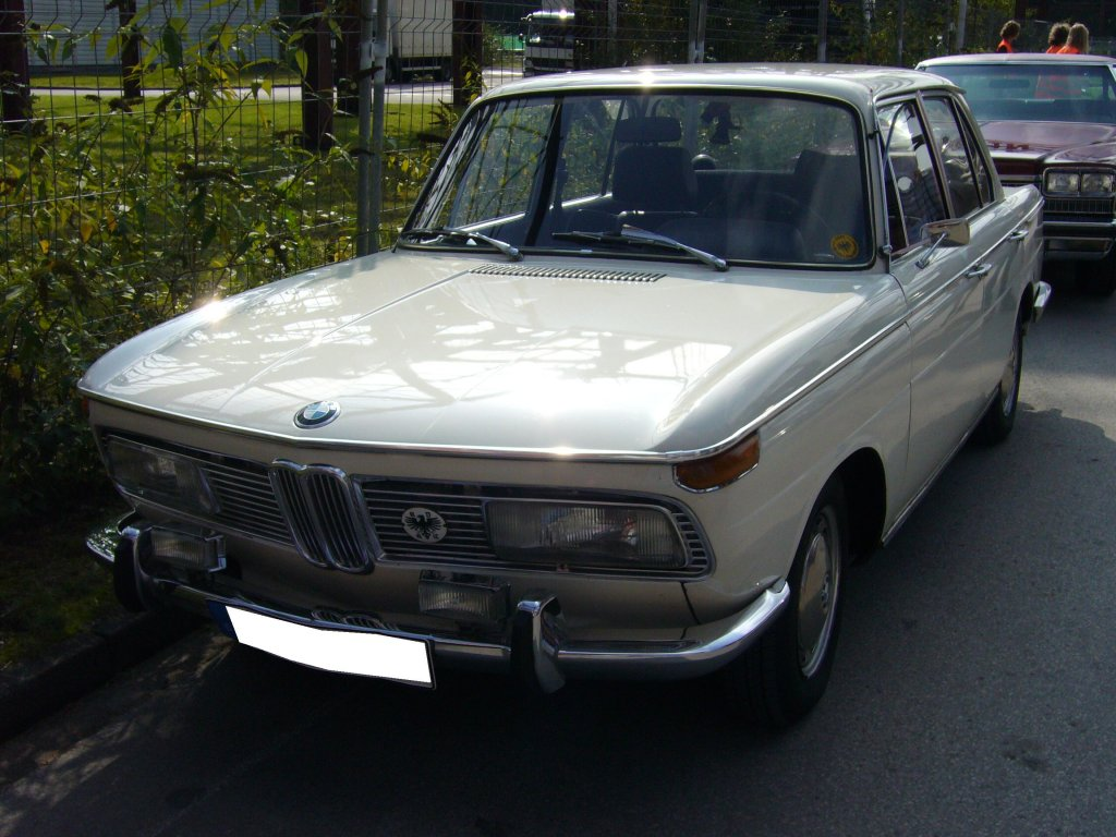 BMW 1800 Preisliste von 1966 Prospekt selten  EUR 500
