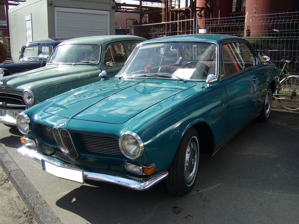 BMW 3200 CS. 1962 - 1965. Der 3200 CS wurde wurde im ...