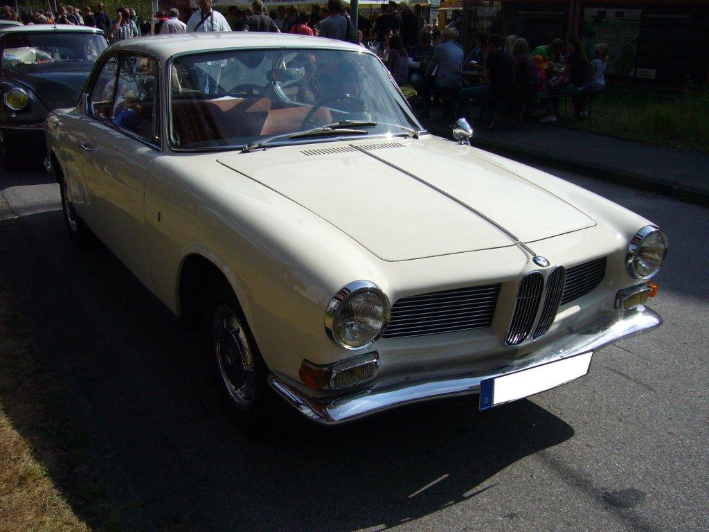 BMW 3200 CS. 1962 - 1965. Dieses von Bertone entworfene ...
