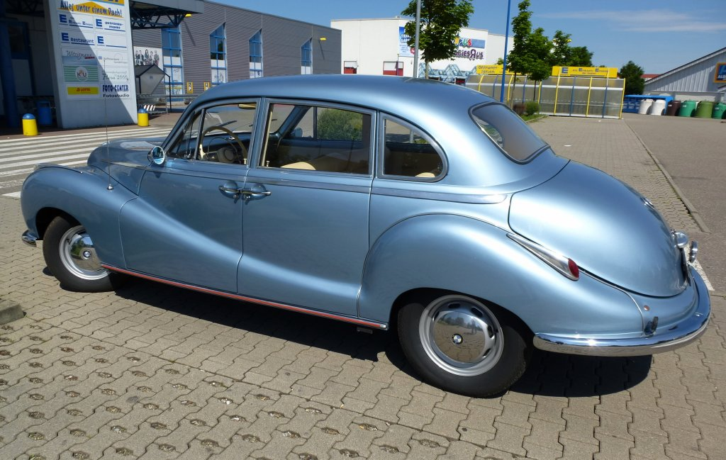 1952 BMW 501 related infomation,specifications - WeiLi Automotive ...