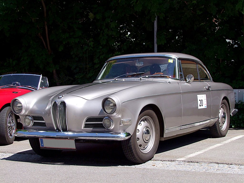 1956 BMW 503 related infomation,specifications - WeiLi Automotive ...