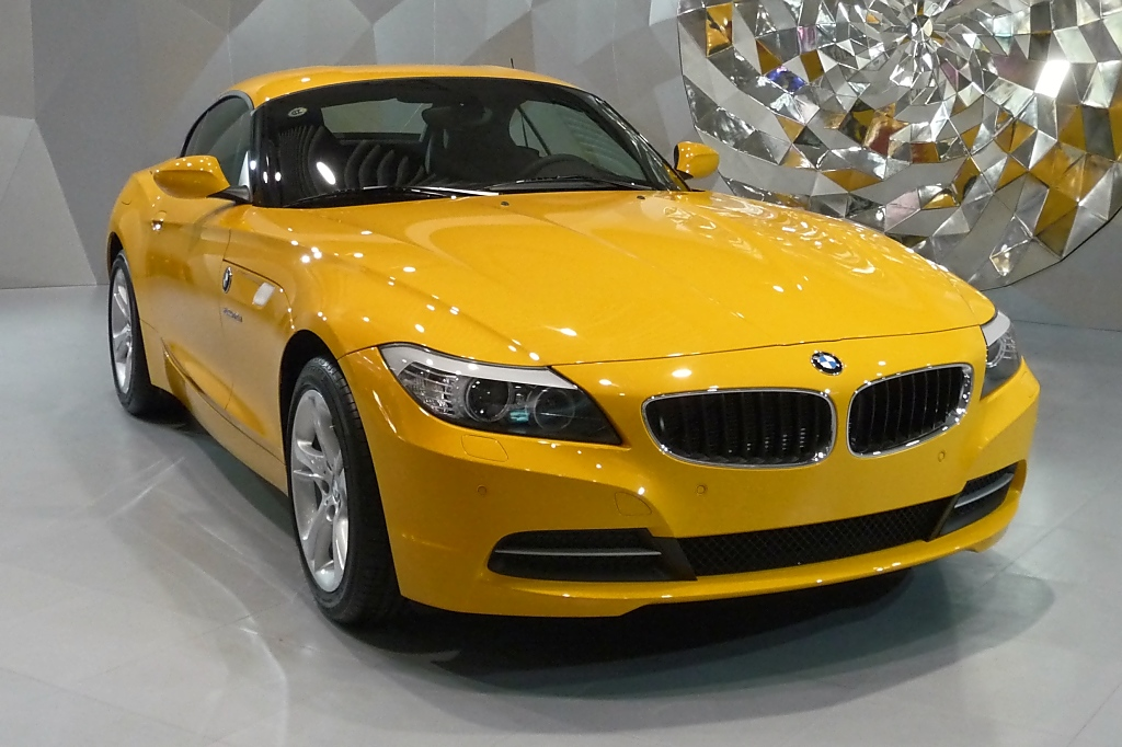 bmw z4 s drive auf dem beijing capital international. Black Bedroom Furniture Sets. Home Design Ideas