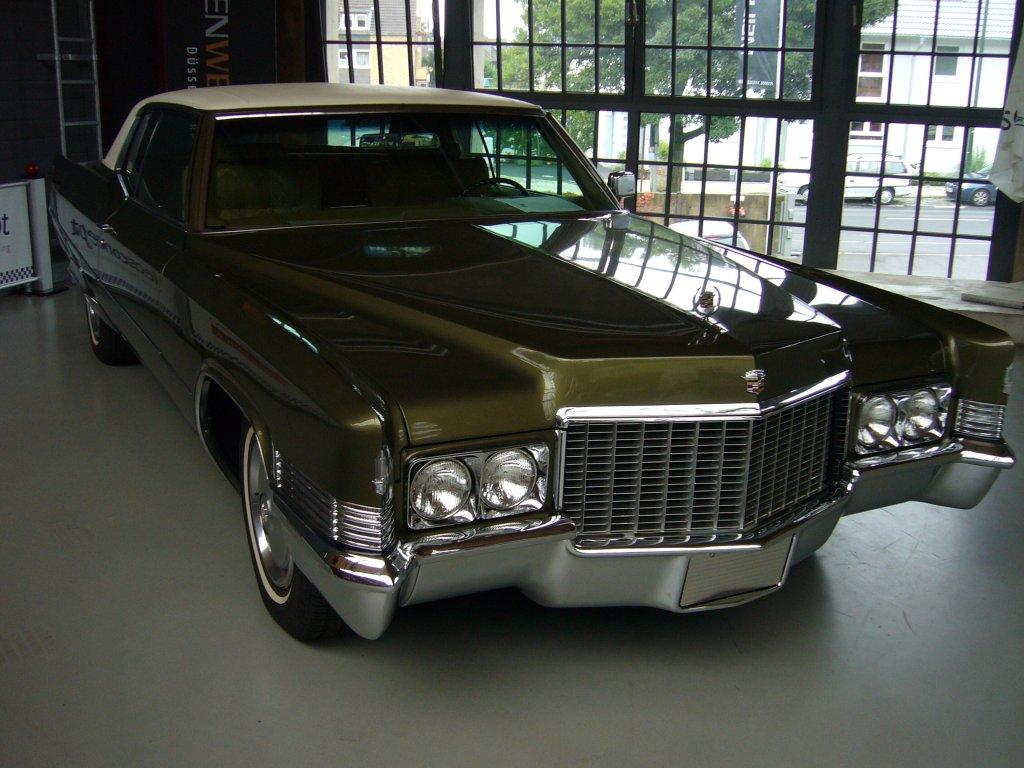 Cadillac Coupe de Ville des
