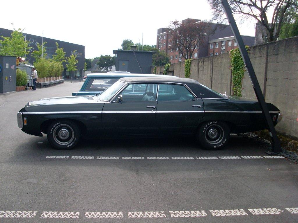 4-door Sedan Baujahr 1969