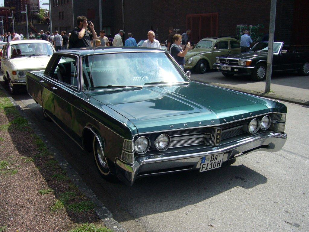 2.8.2010 Chrysler New Yorker