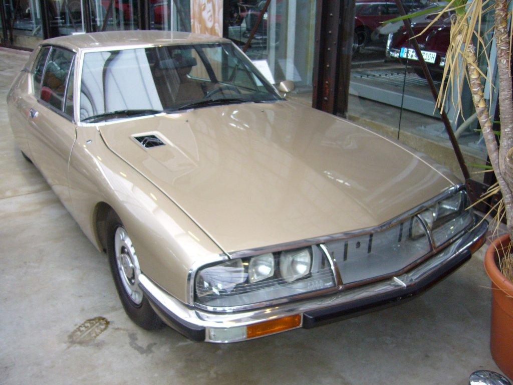 Citroen SM, von 1970 - 1975