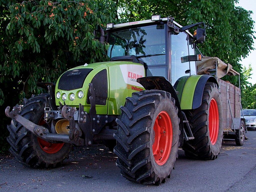 Claas Traktor Ausmalbilder : Claas Fotos 5 Fahrzeugbilder De
