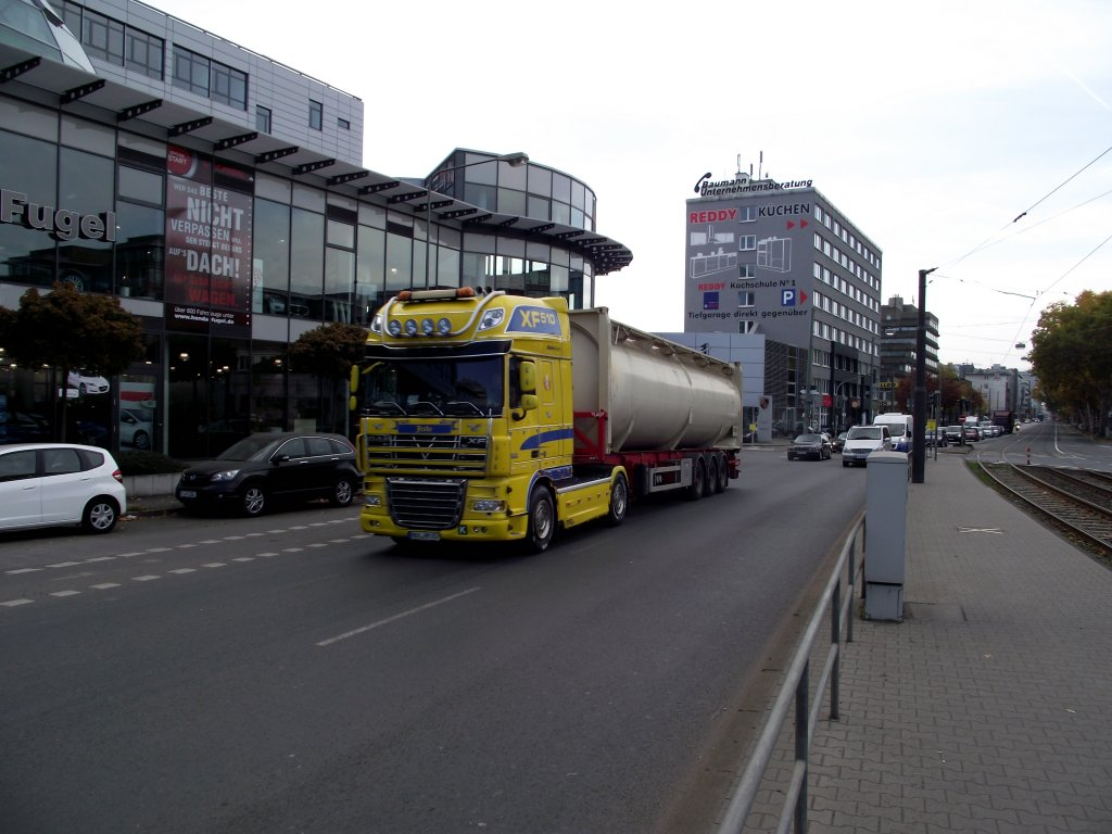 daf xf 510 am in frankfurt am main ost. Black Bedroom Furniture Sets. Home Design Ideas