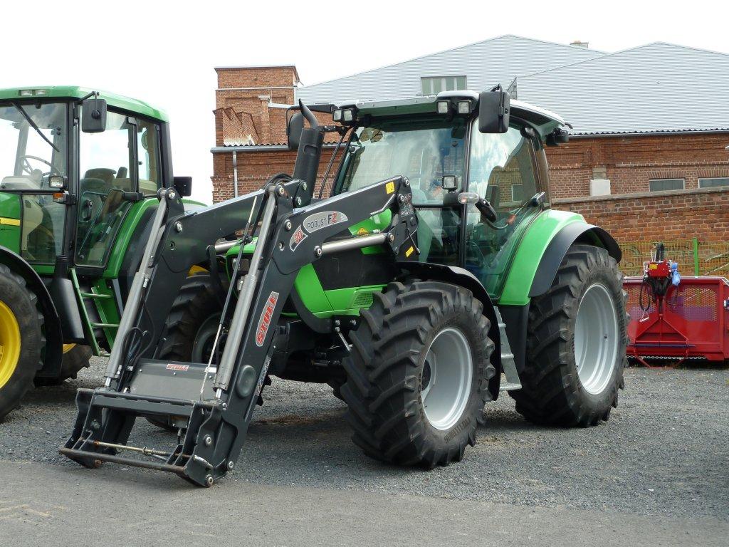 Traktoren deutz fahrzeugbilder