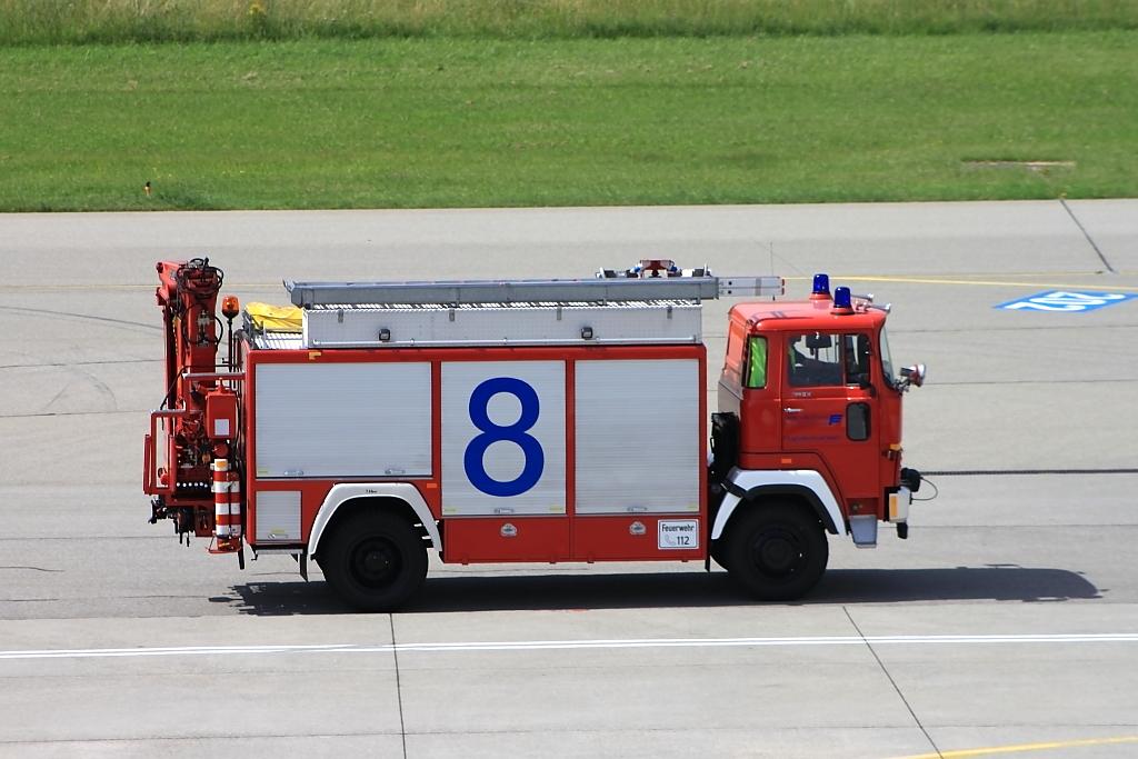 Flughafenfeuerwehr Köln