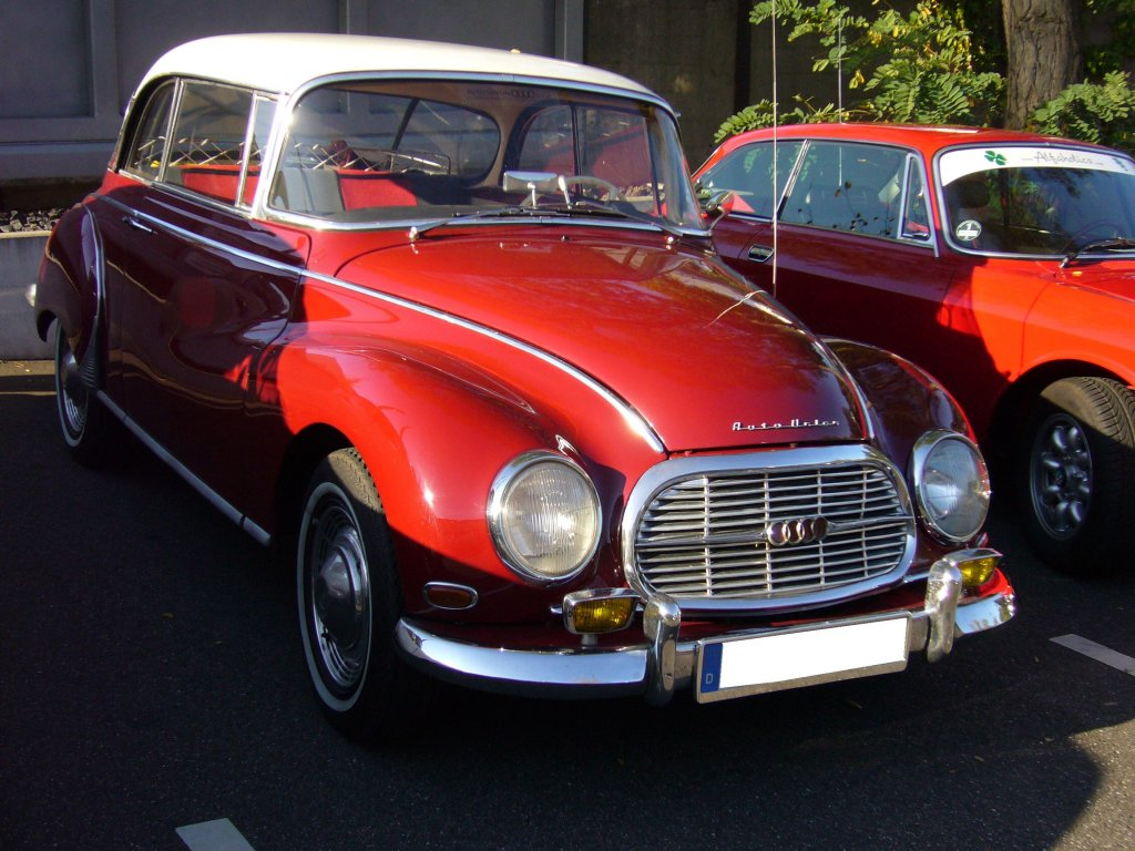 DKW Auto Union 1000 S Coupe.