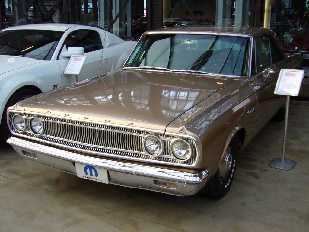 Dodge Coronet 500 des