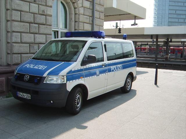 Bundespolizei Mannheim
