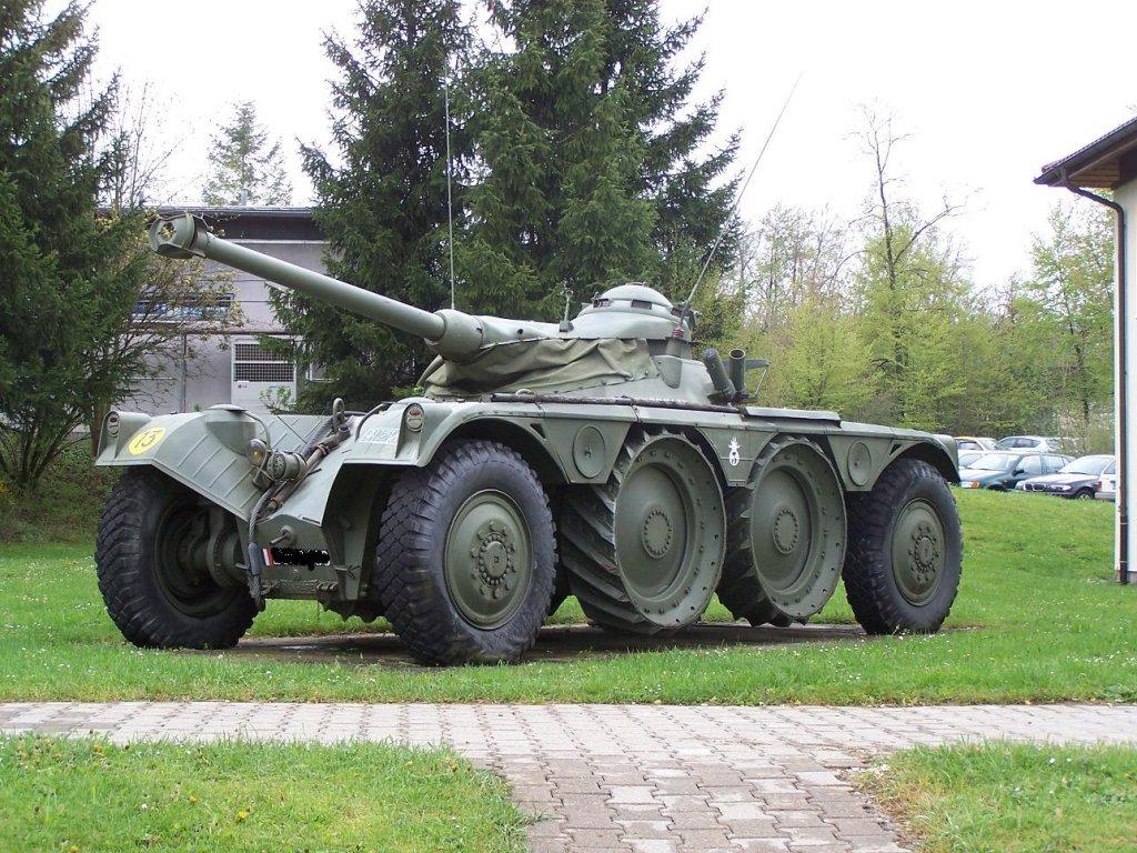 Französische Panzer Ww2