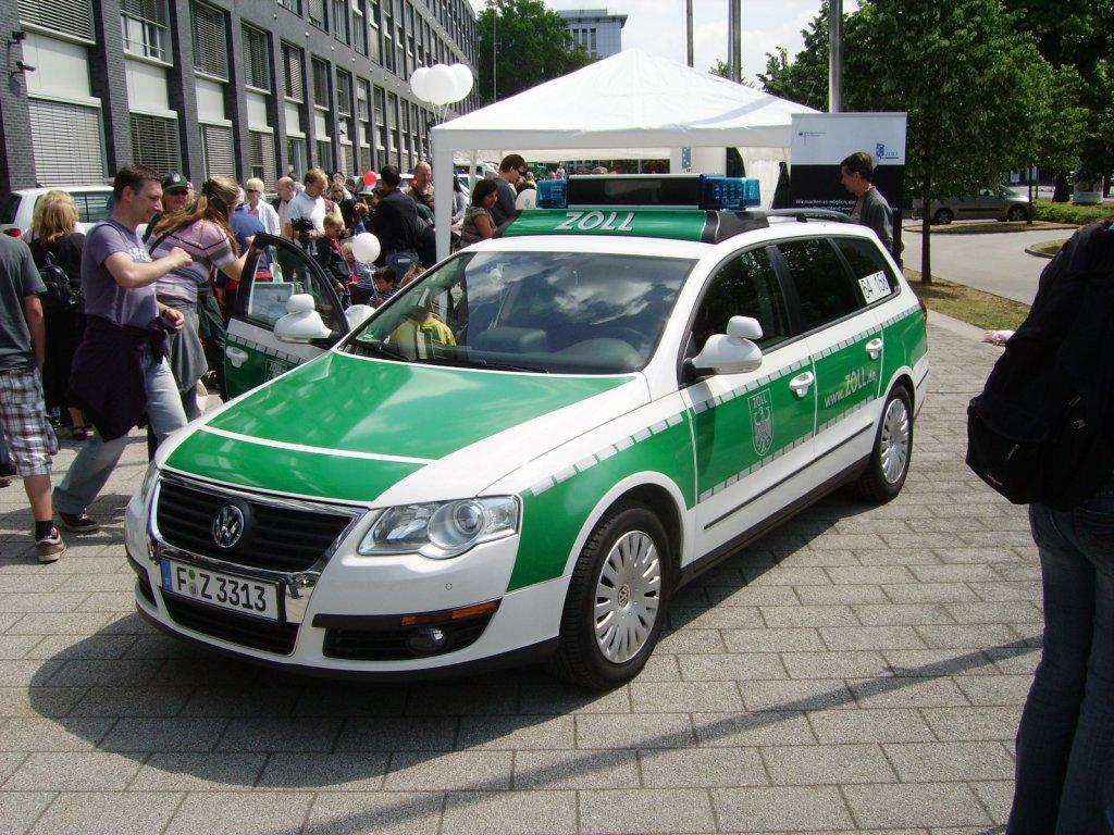 Zoll-Auktion Auto