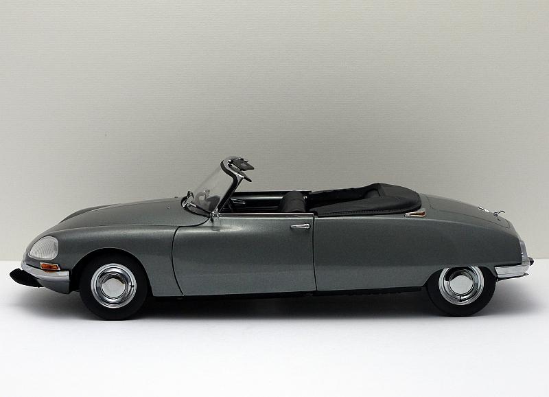 exzellentes modell des citroen ds 21 cabrio von sun star. Black Bedroom Furniture Sets. Home Design Ideas