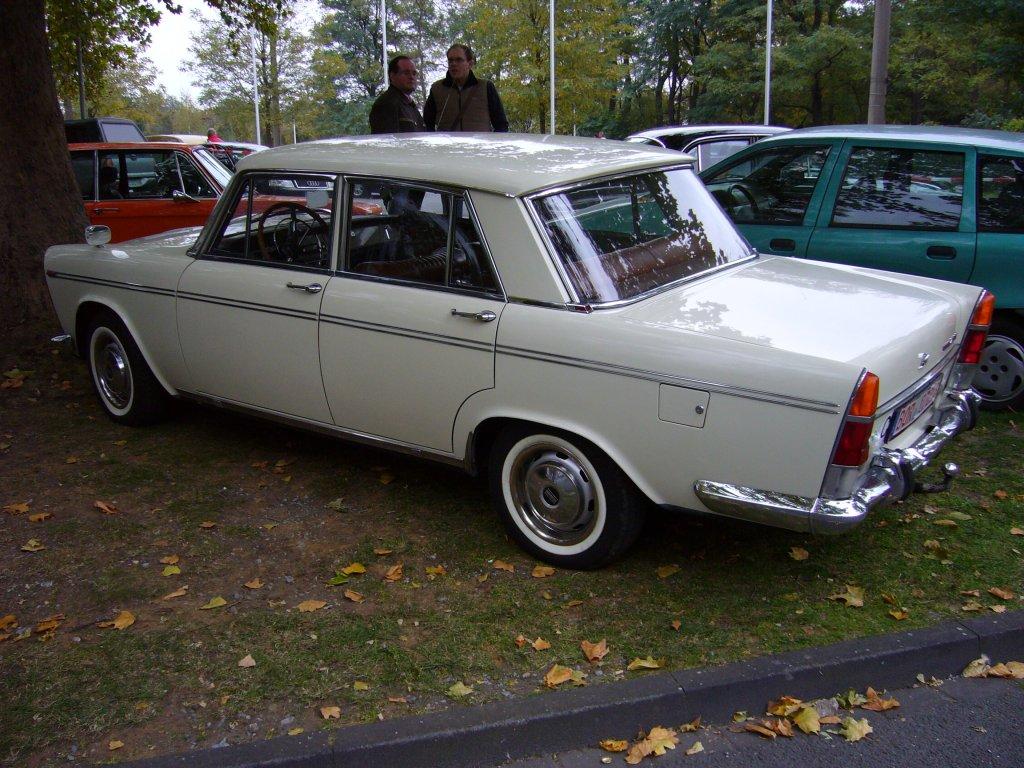 Fiat 2300 Luxus Baujahr