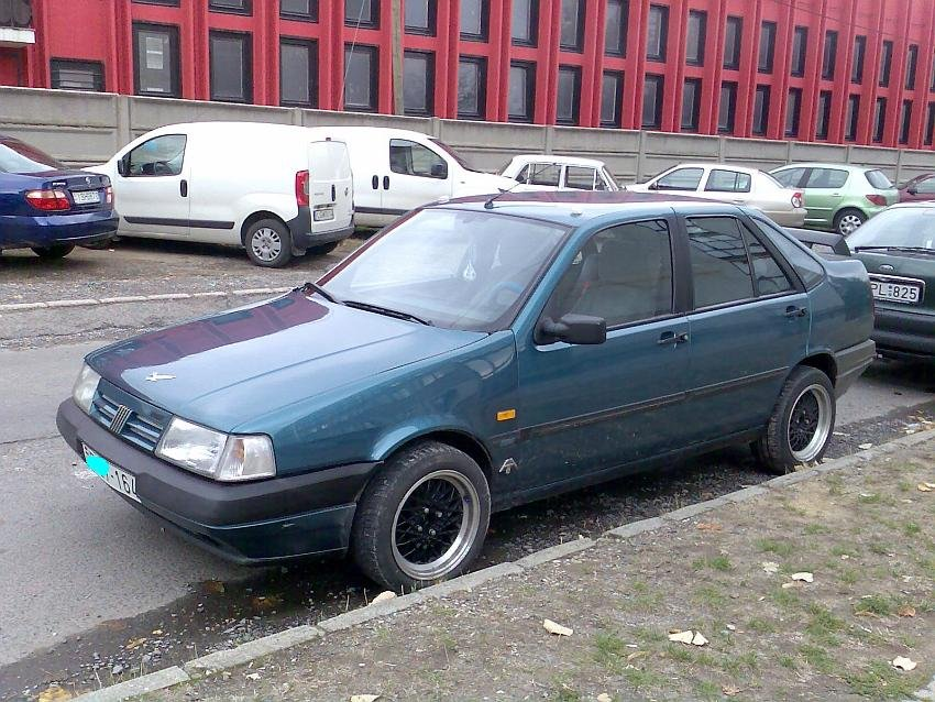 Fiat Tempra - Fahrzeugbilder.de