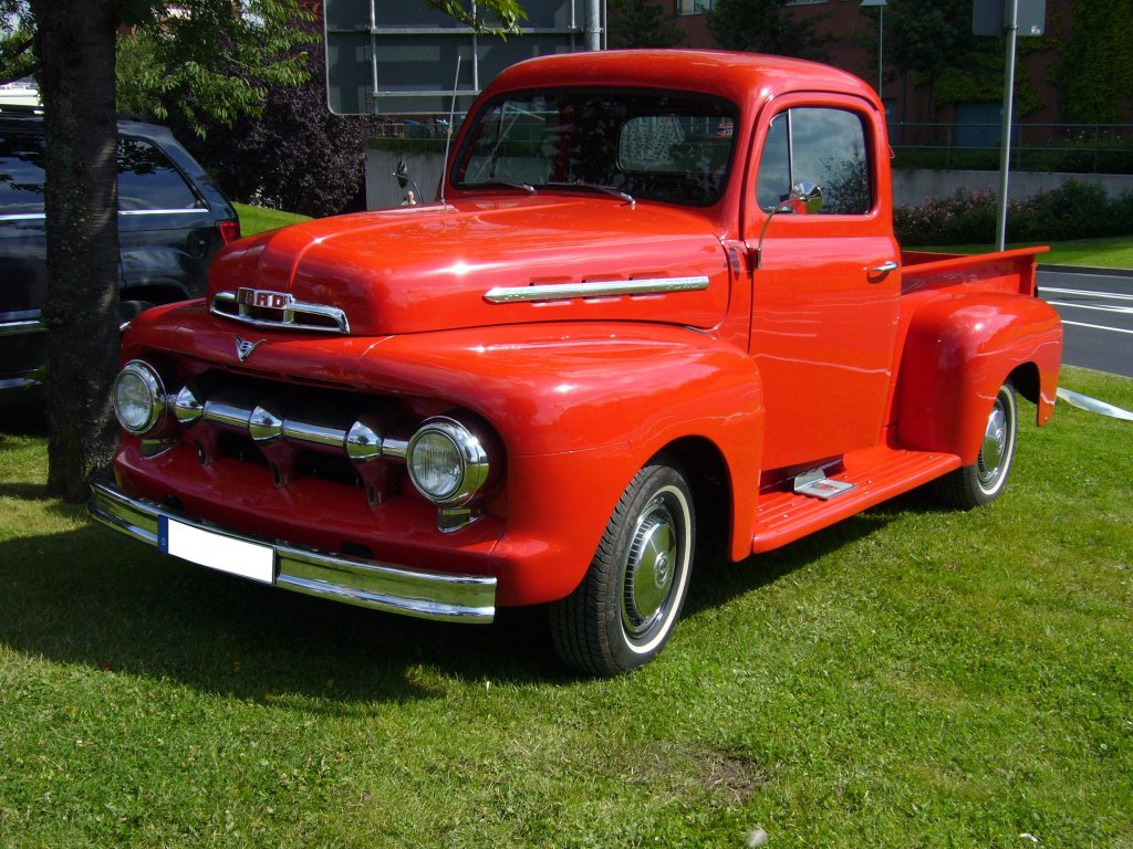 Ford Pickup F1 1951 52 Pick Up Images Of