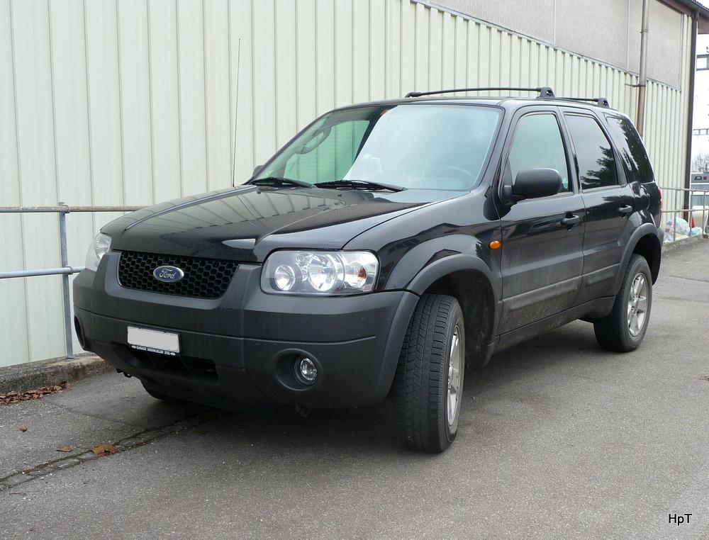 Ford Maverick Xlt. Ford MAVERICK XLT in Täuffelen