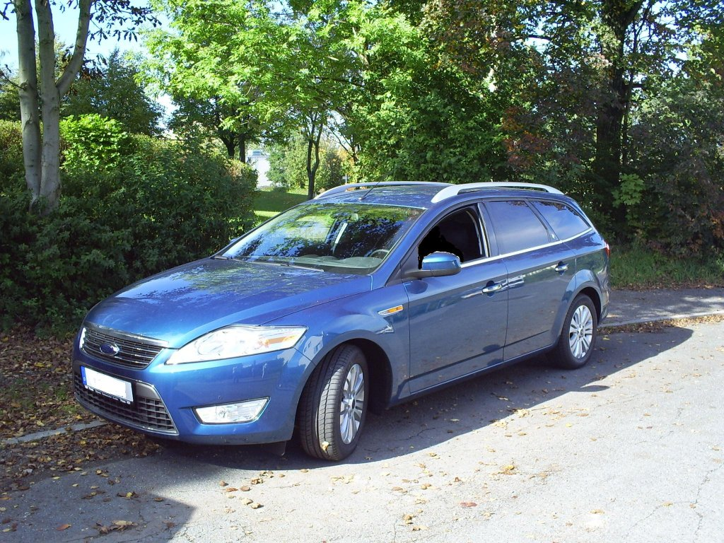 2007 ford mondeo 2 0 related infomation specifications weili automotive network. Black Bedroom Furniture Sets. Home Design Ideas