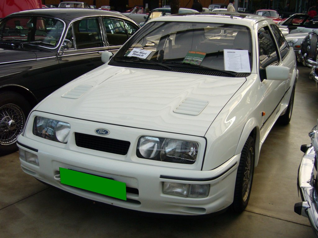 Ford Sierra Cosworth.