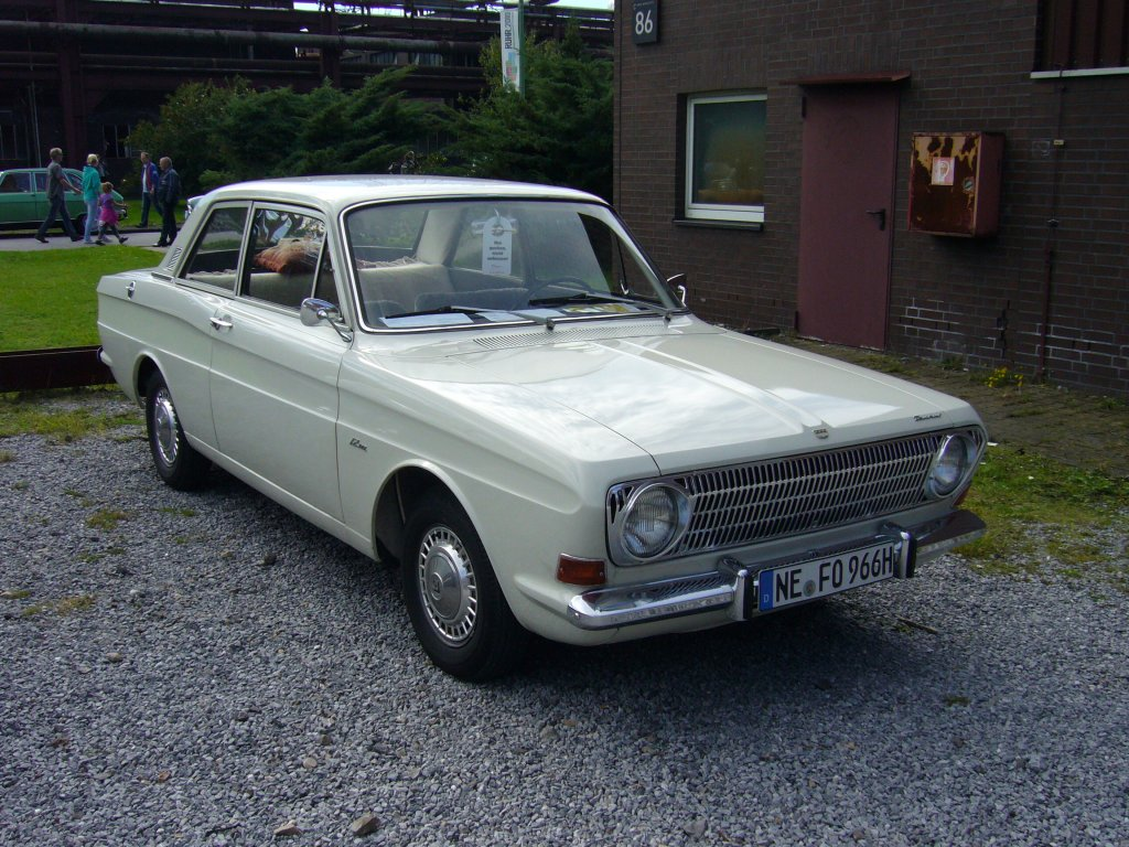 Ford Taunus 12 M 1966