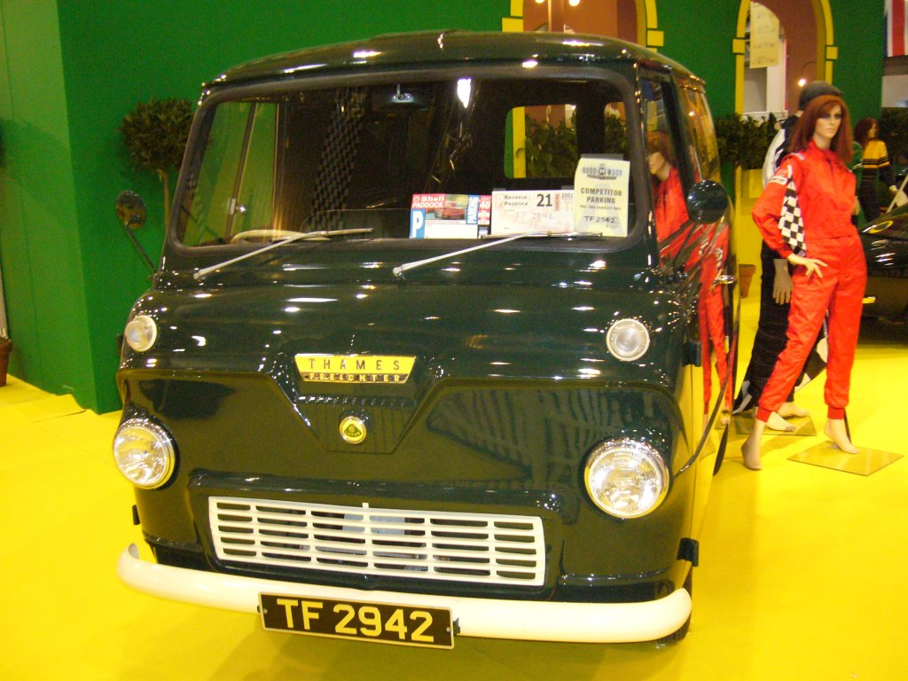 1.1.2010 Ford Thames 1965 als