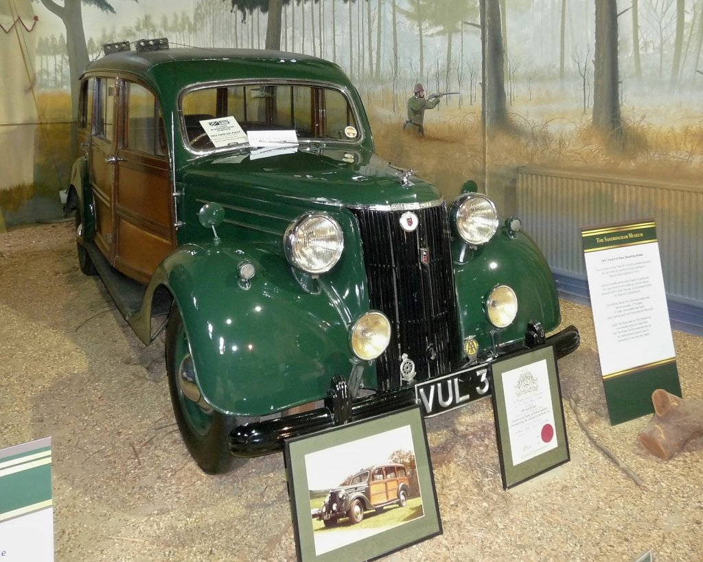 hooper built 1935 Daimler;