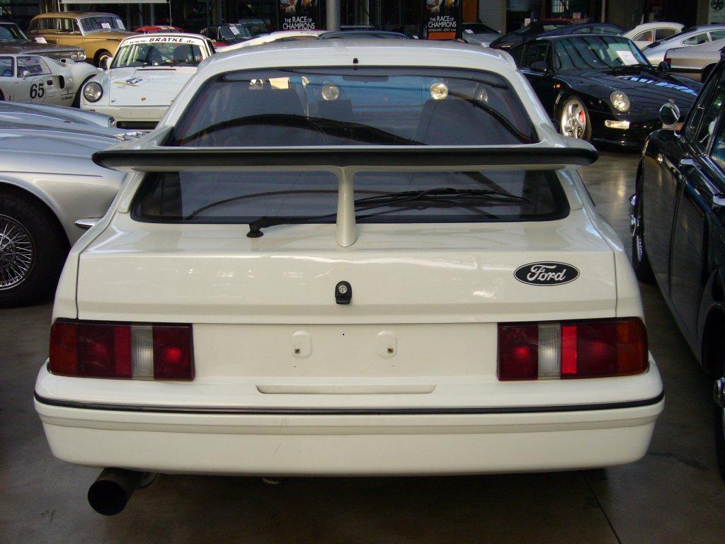 Ford Sierra Cosworth der .