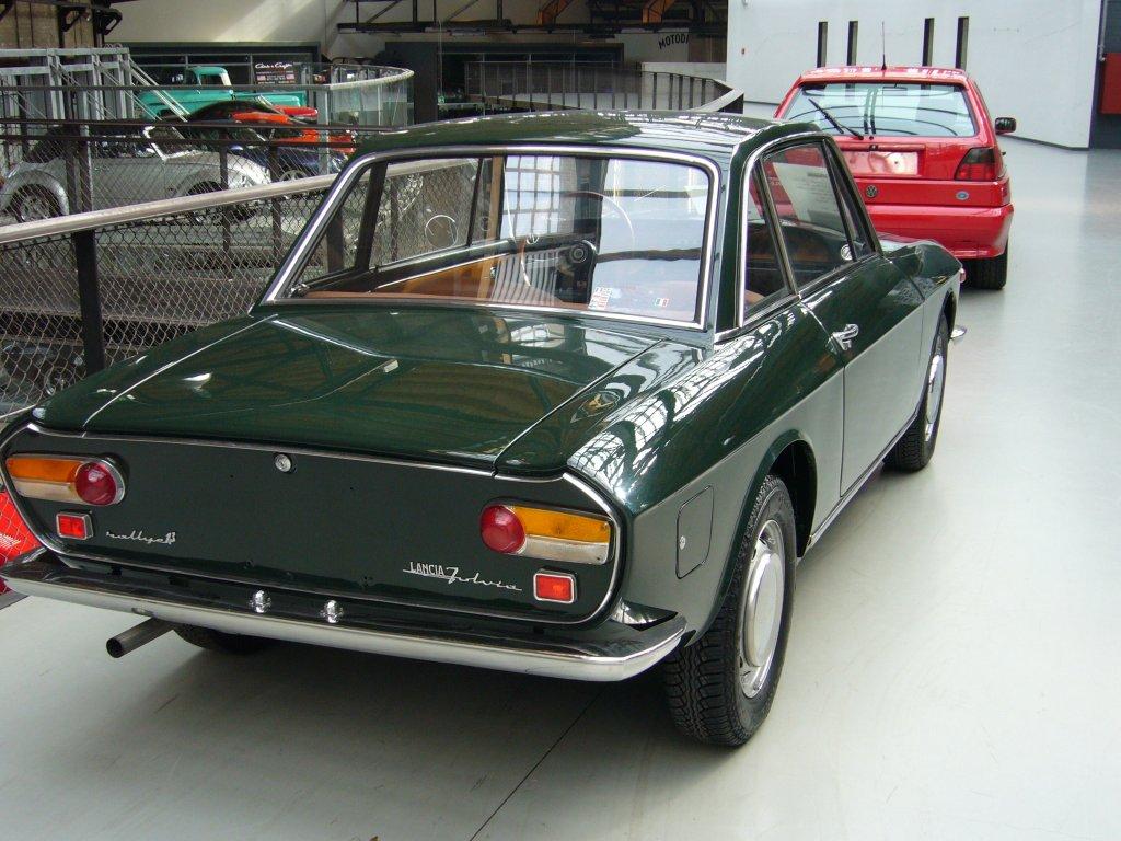 Lancia Fulvia Coupes der .