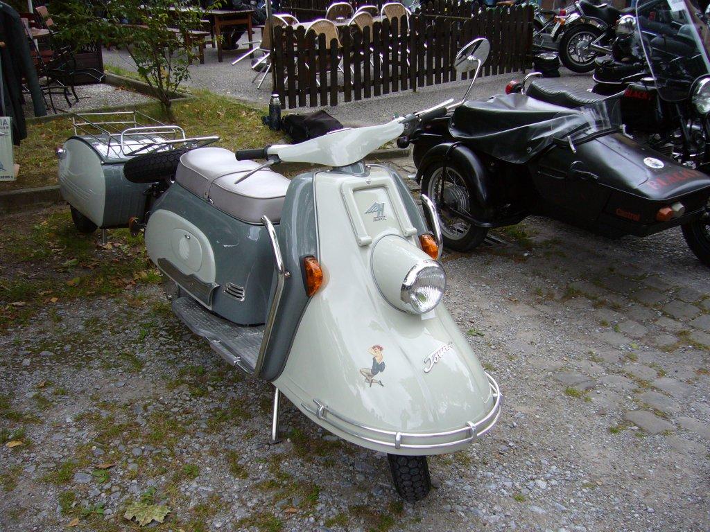 heinkel tourist 103 a1 mit nachl ufer. Black Bedroom Furniture Sets. Home Design Ideas