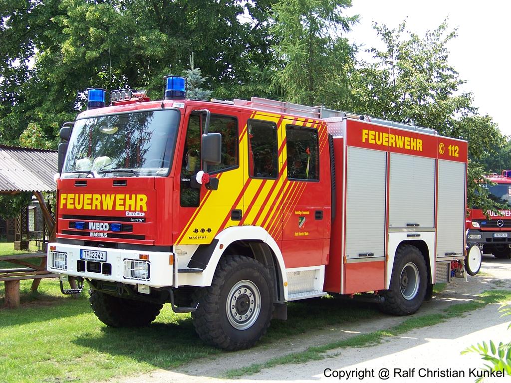 Feuer Гјber Deutschland