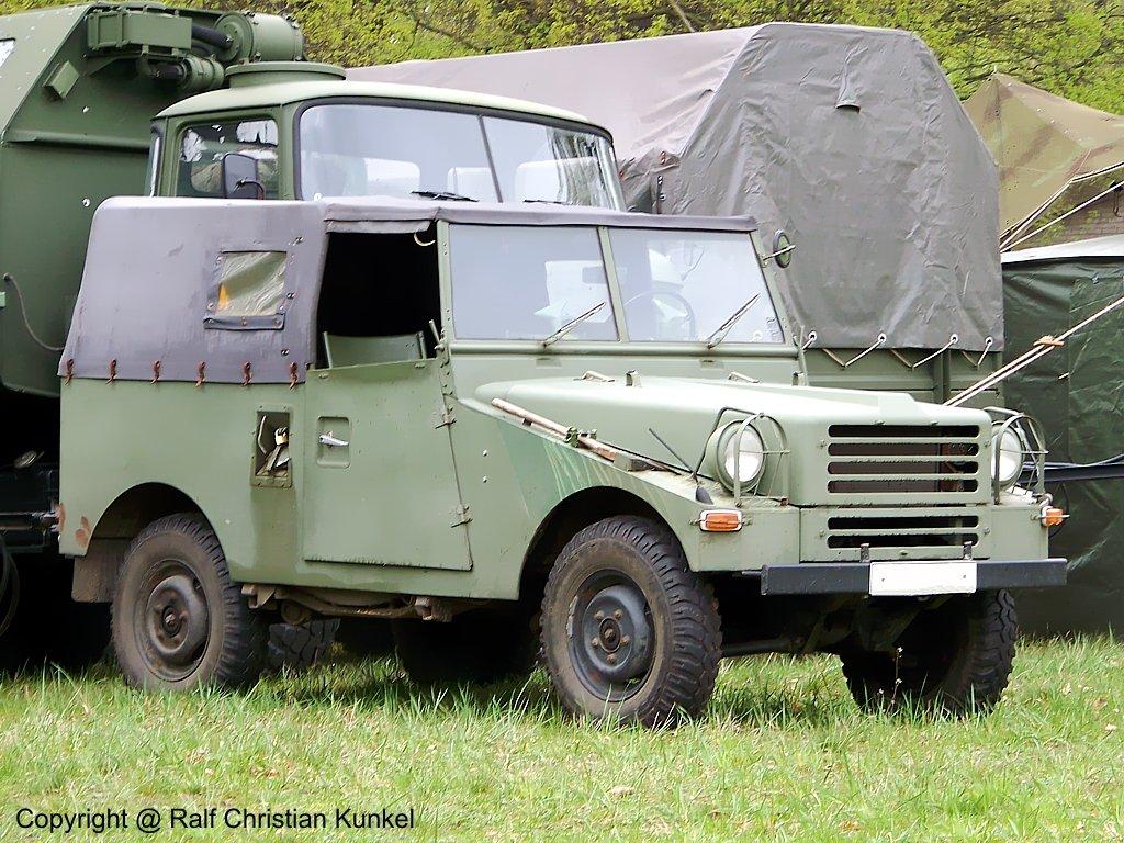 IFA P 3 - Kübelwagen,