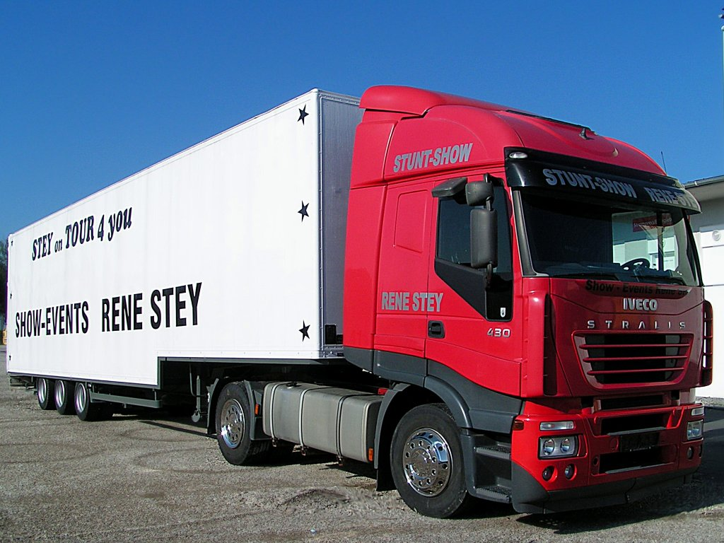 IVECO-STRALIS430 von Rene-Stey on Tour in Ried i.I. ;100731