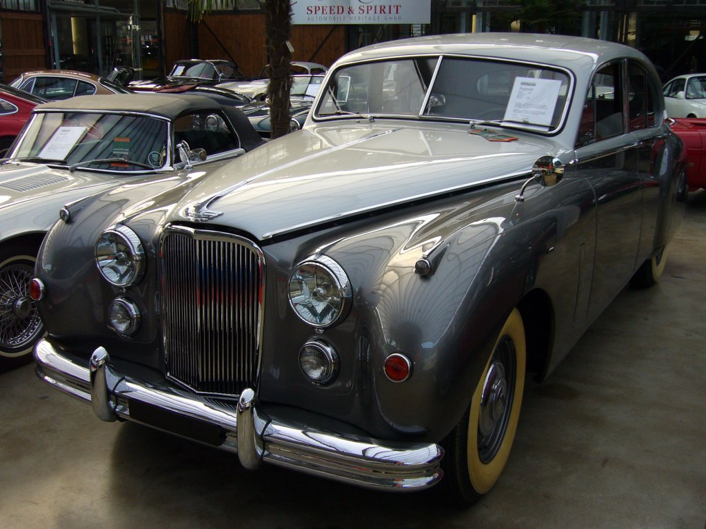 1954 Jaguar Mark VII related infomation,specifications - WeiLi Automotive Network