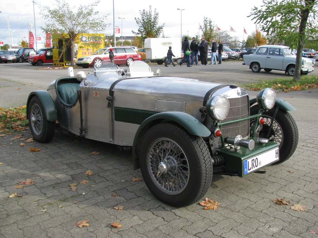 Westfield Cars At Kit Car Show Pictures
