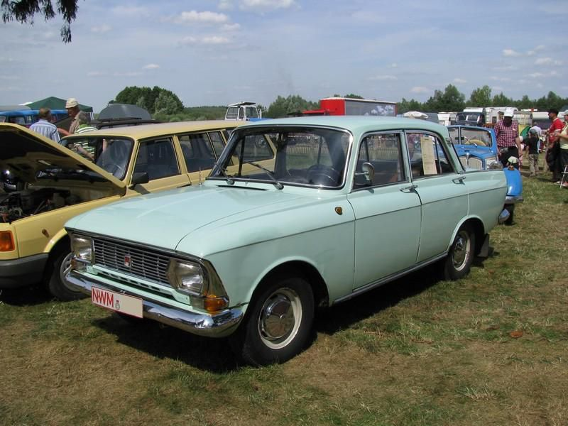 Moskvich 408 - 160