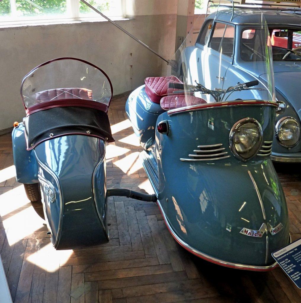 franke autoroller baujahr 1951 motor mit 147ccm und 7ps die firma in maschen bei. Black Bedroom Furniture Sets. Home Design Ideas