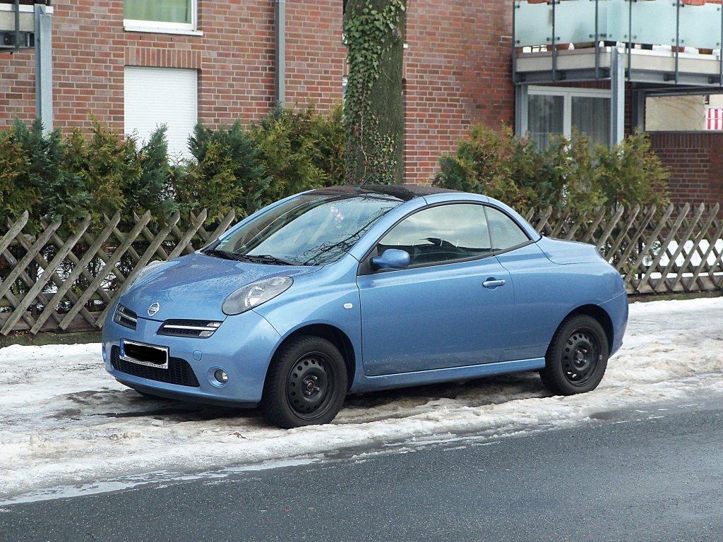 Mazda 121 am 02.01.2011 in